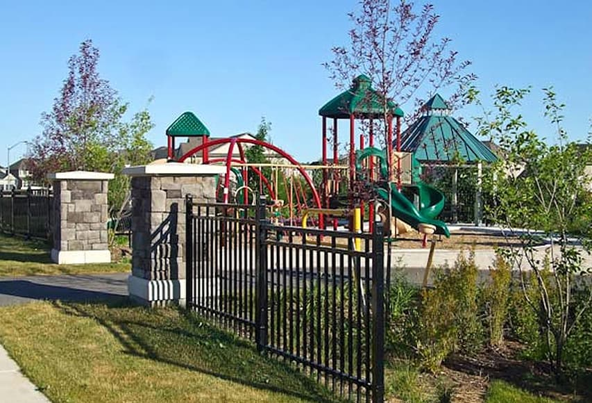 Bronte Creek playground, Oakville