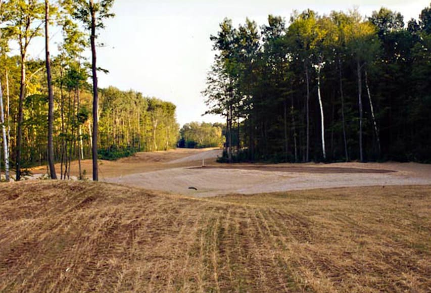 Thunder Highlands Golf Course, Thunder Beach