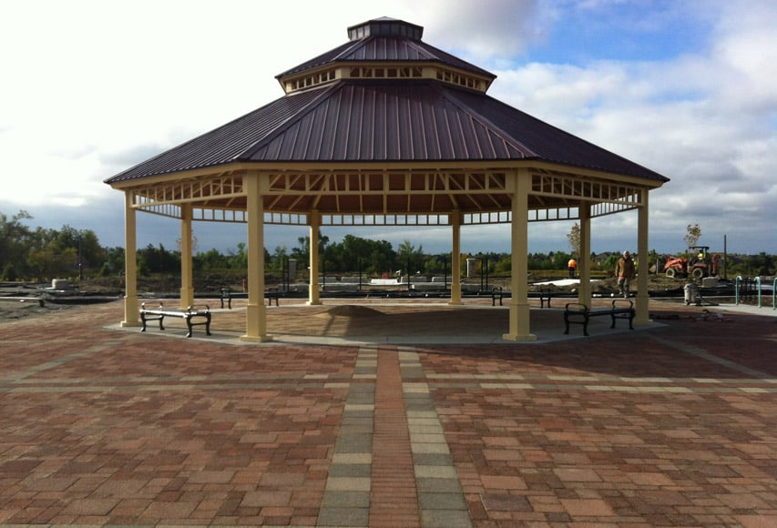 Caledon District Park Gazebo