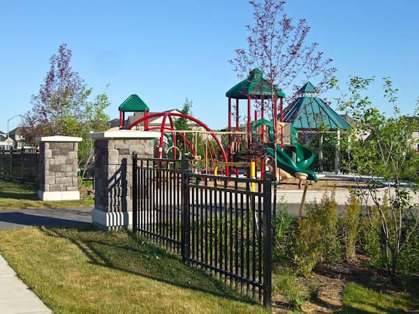 Bronte Creek playground