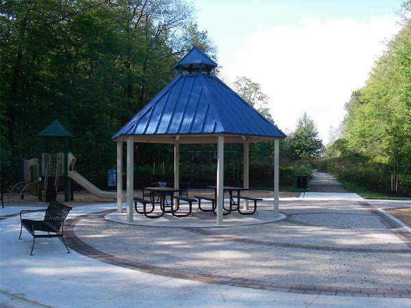 Bronte Creek Neighbourhood Parks pavilion