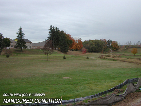 Bronte Creek golf course