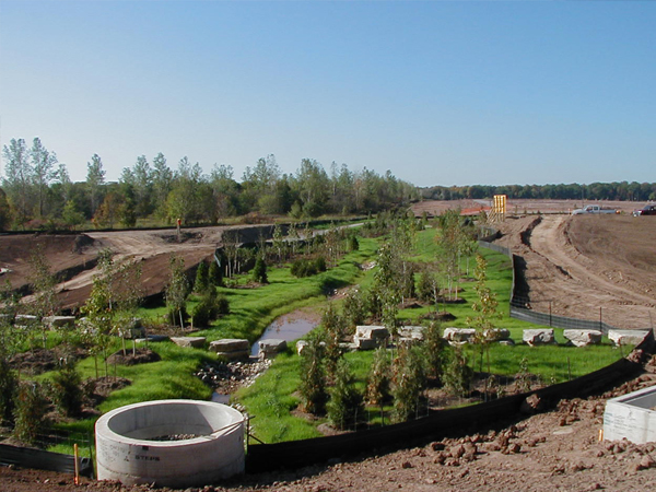 Bronte Creek Phase 2 Valley Naturalization overview