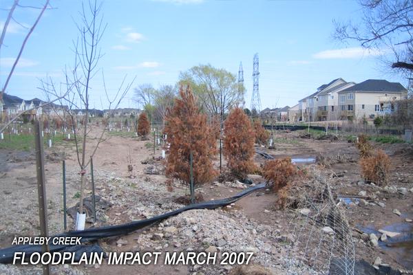 Millcroft: Appleby Creek