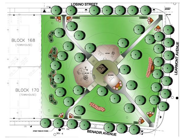 Southfields Phase 2 Community Park Plan