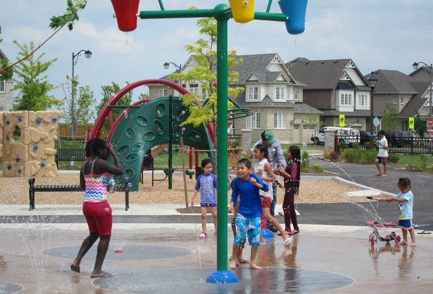 Southfields Phase 2 Community Park