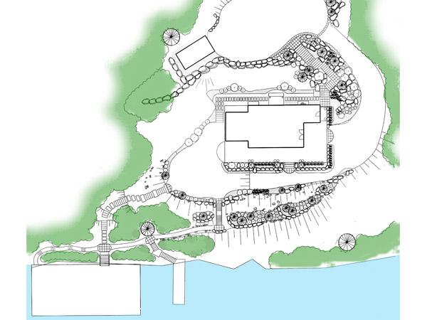 Lake Joseph Residence