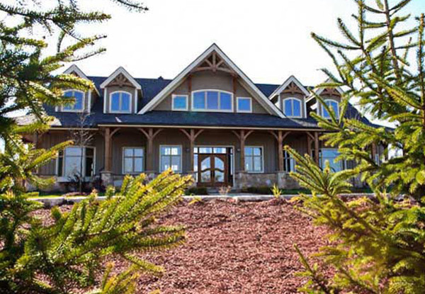 Hockley Valley house