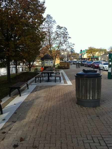 Bronte Waterfront: Fisherman's Wharf Restoration - Plaza