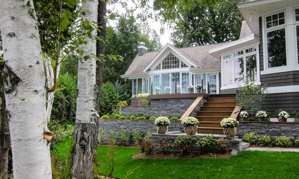Muskoka Residence - front