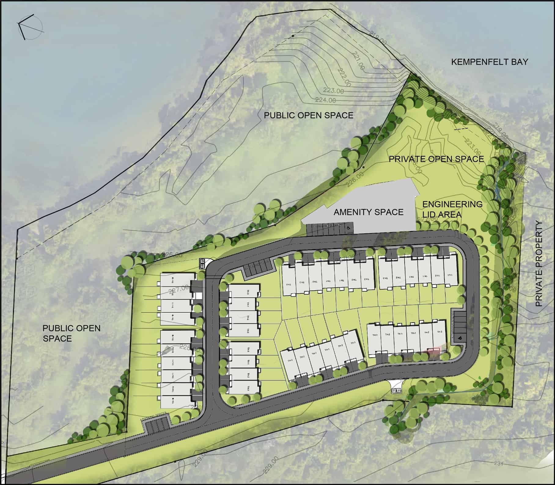 Pioneer Trail Waterfront Development 2018